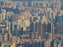 Beautiful Hong Kong stock image