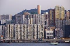Beautiful HongKong cityscape Stock Image
