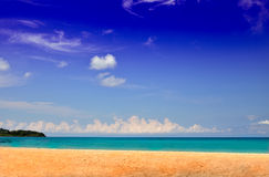 Beautiful horizon Stock Photography
