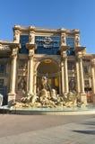 Beautiful Hotel Caesar Palace On The Las Vegas Strip. Travel Vacation stock image