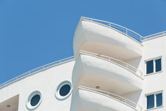 Free Beautiful Hotel With A Round Window Royalty Free Stock Images - 31267929