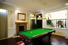 Beautiful house Royalty Free Stock Photo