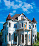 Beautiful house Royalty Free Stock Image