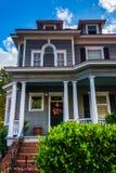 Beautiful house in Charleston, South Carolina. Stock Photos