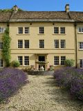 Beautiful House and Garden Royalty Free Stock Images
