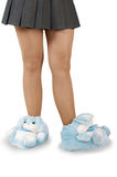 Beautiful house slippers Stock Photo