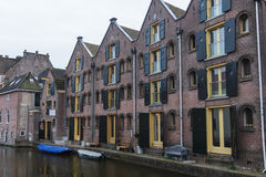 Beautiful houses in Brugge,Belgium Royalty Free Stock Photos