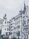 Karlovy Vary main square