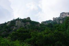 Beautiful Huangshan Mountain in China Royalty Free Stock Image