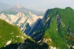 The beautiful Hua mountain_xian Stock Photo