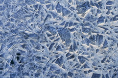 Beautiful ice structure beautiful crystalline structure of ice c Royalty Free Stock Image