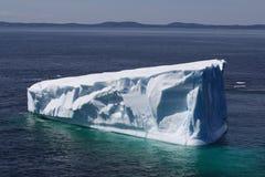 Beautiful Iceberg in Goose Cove Stock Photo
