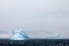 Beautiful iceberg or ice floe, Antarctic ocean. Antarctica royalty free stock photos