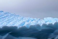 Beautiful iceberg or ice floe, Antarctic ocean Royalty Free Stock Photography