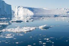 Beautiful Iceberg Royalty Free Stock Photos