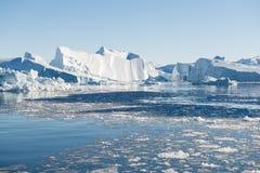 Beautiful Iceberg Royalty Free Stock Photo