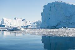 Beautiful Iceberg Royalty Free Stock Image