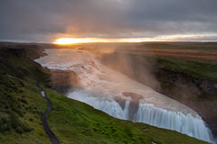 The beautiful Iceland Royalty Free Stock Photo