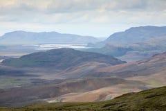 Beautiful Iceland landscape Royalty Free Stock Photos