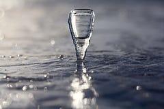 Beautiful icicle Stock Image