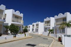 Nice Holiday Apartments Royalty Free Stock Images