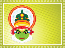 Beautiful illustration for happy onam Royalty Free Stock Photos
