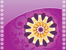 Beautiful illustration for happy onam Royalty Free Stock Photos