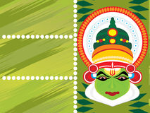 Beautiful illustration for onam Royalty Free Stock Photos