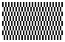 Beautiful illustration of a pattern that is white and black. vector illustration