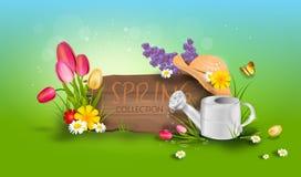Illustration Of Spring Board Stock Illustration Illustration Of