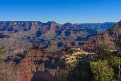 Beautiful Image of Grand Canyon. Amazing Daytime Image taken at Grand Canyon National Park royalty free stock image