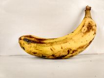 Beautiful  image of the healthy Banana stock photography
