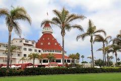 Beautiful image of The Hotel del Coronado, California, 2016 Stock Image