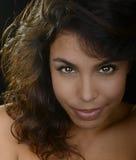 Beautiful Latino Woman Stock Photo