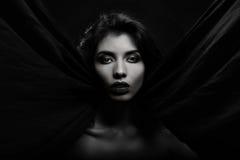 Beautiful Image of a Latino Woman Stock Image