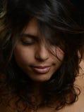 Young latino Woman Royalty Free Stock Photography