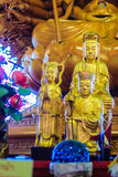 Beautiful images of Guanyim, or Guan Yin, Chinese god in Chinese Stock Photography