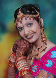Beautiful Indian Bride Royalty Free Stock Photos
