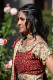 Beautiful Indian Bride Royalty Free Stock Image
