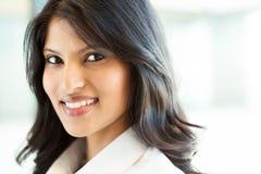 Beautiful indian businesswoman Royalty Free Stock Photo