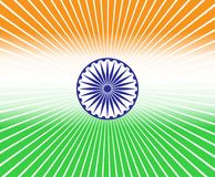Beautiful Indian flag color themed illustration for republic day india, illustration for August 15. Beautiful Indian flag color themed illustration for republic Royalty Free Stock Photo