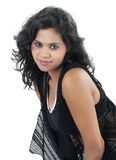 Beautiful indian girl Stock Photography