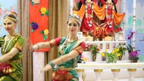 Beautiful Indian girls dancer indian dance.