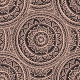 Beautiful Indian paisley ornament Royalty Free Stock Image