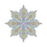 Beautiful indian pattern Royalty Free Stock Photo