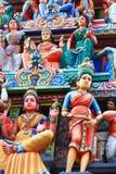 Beautiful Indian Scrupture Royalty Free Stock Photos