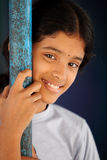 Beautiful Indian teen girl Royalty Free Stock Photography