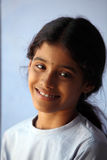 Beautiful Indian teen girl Stock Photo