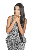 Beautiful indian teenager Royalty Free Stock Photos