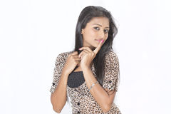 Beautiful indian teenager Royalty Free Stock Photo